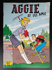 Aggie les ennuis  N° 12 réed  1984 SPE Jeunesse joyeuse  ETAT NEUF