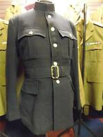 Army Blues wedding groom RLC REME No1 Service Dress Uniform Jacket Tunic 36-38 ""