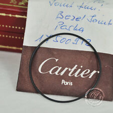 luxus4life: Cartier Pasha 38 Glasdichtung 18Kt Golduhr NEU - NOS NEU