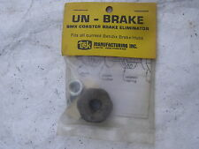 UN-BRAKE BENDIX FREEWHEEL HUB BMX RACING FREESTYLE NOS