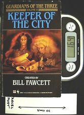 Keeper of the City - PB 1st Ed by Peter Morwood & Diane Duane