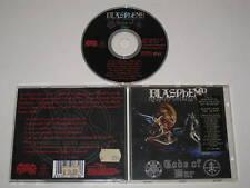 """BLASFEMIA/""""GODS OF WAR"""" (SPV 84 08672) CD ÁLBUM"""