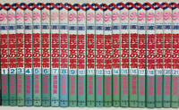 Kare Kano His & Her Circumstances 1-21 Comic Complete set Japanese Manga