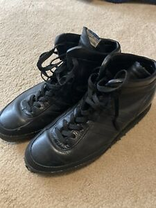 GERMAN FEDERAL POLICE BGS SWAT TEAM TACTICAL BOOTS ADIDAS GSG9 US 11