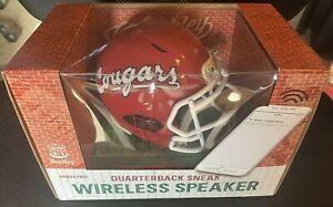 Custom Washington State Cougars Wembley Wireless Football Helmet Speaker