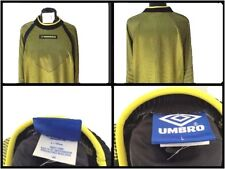 GOALKEEPER UMBRO FOOTBALL SHIRT ENGLAND TRIKOT FUSSBALL JERSEY  CAMISA VINTAGE