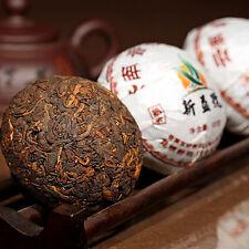 Compact Xin Yi Hao Menghai Tuo China Cha Puer Tea Pu-erh Tea 100g Ripe Sanwood