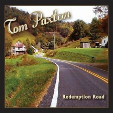 Tom Paxton - Redemption Road [New CD]