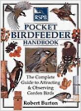 RSPB Birdfeeder Pocket Book,Robert Burton