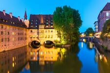 Kurzreise/Städtereise/ Frankenmetropole Nürnberg/ 3Tage/ 2ÜN/ 2Personen/ DZ/ FR