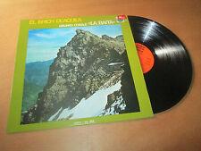 LA BAITA ël brich dl'aquila - ITALIA TRAD FOLK VOCAL - CETRA Lp 1977