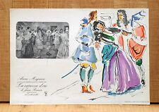 LA CARROZZA D'ORO affiche poster fotobusta Jean Renoir Magnani Carrosse d'or E41