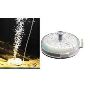 Ultra Thin Sponge Tank Aquarium Filter Round Mini Hydroponic Filter Equipment