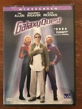 Galaxy Quest (Dvd, 2000)*Tim Allen Sigourney Weaver Alan Rickman