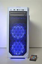 RGB GAMING PC Intel QUAD i7 3.4GHZ 8 GB RAM 1TB HDD 4GB GTX 1050Ti  Win10 WiFi