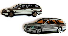 Auto pin/Pins-Mercedes Benz modelos T/e & c clase 2 pins!!! [1140]