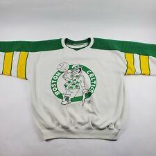Vintage Mens Starter Crewneck Sweatshirt Size Large Boston Celtics Very Rare