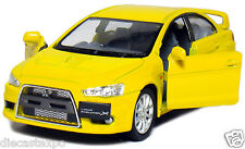 2008 Mitsubishi Lancer EVO X 1/36 Scale. Brand new, repackage item from bulk!