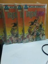Ironjaw #1 Atlas/Seaboard 1st Appearance Ironjaw NM+
