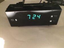 1998-2002 Subaru Forester Clock Digital