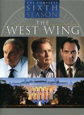The West Wing: The Complete Sixth Season [New DVD] Digipack Packaging, Dolby,