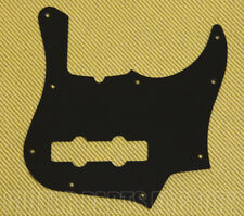 JBAD4-301T Black 1-Ply American Deluxe Jazz Bass 4-string Pickguard