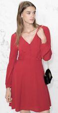 Mini Vestido y otras historias Los Angeles red A-Line, Talla 42 Reino Unido 14-en línea ahora!