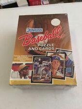1987 Donruss Baseball Box (36 Packs) PSA 10 Bonds,Maddux, Larkin RC ?!??!