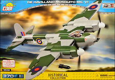 COBI De Havilland Mosquito Mk. VI (5542) - 370 el. - WWII British fighter-bomber