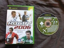 Rugby Challenge 2006 Microsoft Xbox Juego