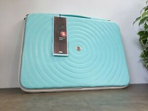 """Crumpler 'Hard Suit' 15"""" Macbook Carry Case - Special Edition Turquoise"""