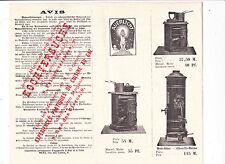 Société éclairage Gaz METZ quittance Quittung Gasbeleeuchtung 1899 AUERLICHT