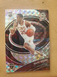 2020-21 Panini Spectra Basketball ISAAC OKORO 31/49 RC