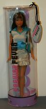2004 Fashion Fever Kayla Barbie NRFB #H0868 Striped Skirt, Blue Top, Sandals
