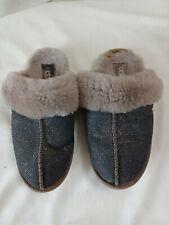 Ugg Scuffette II Caviar Mule Slippers - In Taupe - Size 5