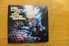 JAGA JAZZIST + BRITTEN SINFONIA-LIVE-NINJA TUNE-ZENCD196-2013-JAZZ CD