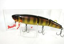 Sale Jackall Mikey 140 Jointed Floating Lure Glitter Gold Gill (6854)