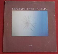 GARY BURTON   LP ECM ORIG ALLEMAND  PROMO  EASY AS PIE