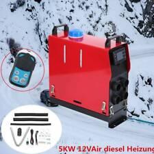 5KW 12V 4-Löcher Einfach Air diesel LCD Heizung Luftheizung Standheizung LKW