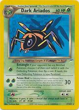 Neo Destiny Rare Pokémon Individual Cards in English