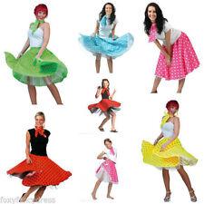 Unbranded Skirt 1950s Costumes for Women