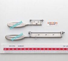SKIN GRAFT KNIFE HANDLE DERMATOME SET (WATSONS & SILVERS) SURGICAL INSTRUMENT