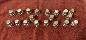 OEM 1995 Oldsmobile Cutlass Supreme Wheel Lug Nut Caps Covers Set of 19