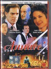 ANNARE' film di NINI' GRASSIA con Gigi D'Alessio - DVD nuovo incellofanato