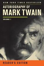 AUTOBIOGRAPHY OF MARK TWAIN - Volume 1 Reader's Edition Twain Papers 2012