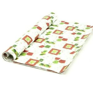 Eco Recyclable Tissue Paper Acid Free Xmas Gift Present Wrap 50 x 75cm Christmas