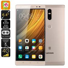 """Lenovo Phab 2 Plus Smartphone - Android 6.0, 6.44"""" FHD, 2xSIM, 4G, 13MP, 3GB RAM"""