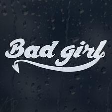 Bad Girl Diable Autocollant Vinyle Autocollant Voiture pour pare-chocs panneau fenêtre