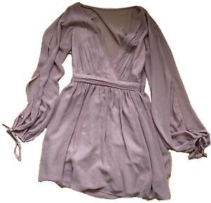 Lipsy Dress Size 8, Blush Pink