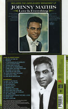 JOHNNY MATHIS - LOVE IS EVERYTHING / BROADWAY (CD 2012)  24 TRACKS